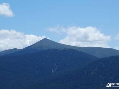 Chorranca y Silla del Rey, Cerro del Moño de la Tía Andrea;turismo activo zapatillas para andar pueb